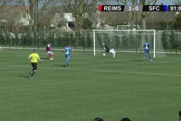 Le Sarreguemines FC effectue un déplacement périlleux à Reims...