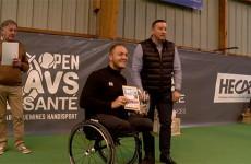 open de tennis AVS