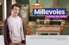 Baptiste, futur boulanger