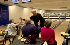 Les séniors de Sarreinsming sont de grands amateurs de bowling