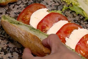 Le sandwich façon grand cru