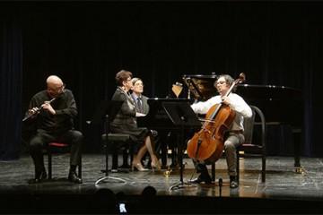 Le concert des professeurs du conservatoire de Sarreguemines