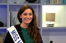 Sarah Krebs, Miss Moselle 2016, est originaire de Soucht