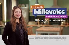 Mélanie, future cordonnière