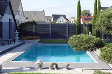 La piscine à domicile, on aime de plus en plus.