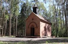 La chapelle de Notre dame des bois