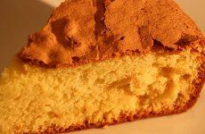 Gâteau moelleux à l'huile de colza