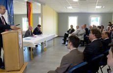 Une convention de mobilité signée au lycée Henri Nominé