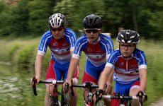 Les cyclistes du sprinter club de Sarreguemines font entendre leur coup de gueule