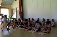 spectacle de l'école de Blies-Guersviller