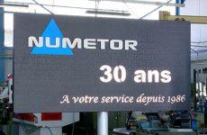 Joyeux anniversaire à l'entreprise Numetor