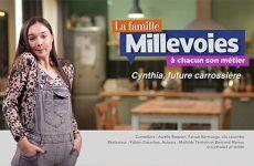 Cynthia, future carrossière