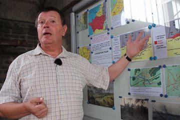 Philippe KEUER nous raconte l'attaque du 14 juin 1940 dans la trouée de la Sarre
