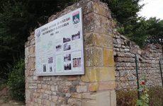 L'ancien cimetière militaire de Hoste