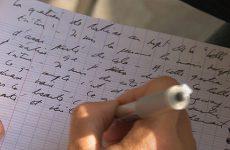 Tu veux écrire