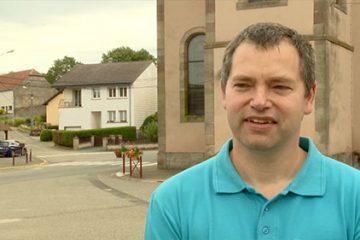 Bertrand Hiegel nous raconte l'histoire du surnom des habitants de Kalhausen