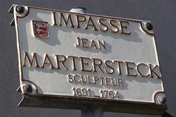 Jean MARTERSTECK illustre sculpteur du XVIIIe siècle