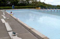 piscine, Kleinblietersdorff, travaux