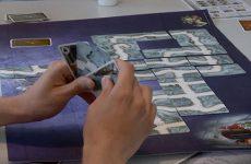 Les saboteurs ont affronté les chercheurs d'or lors d'un grand tournoi national à Sarreguemines