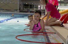centre nautique de Sarreguemines pour les enfants
