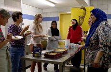 Les paniers du maraicher: un atelier cuisine, des recettes bien-être pour un enjeu de réussite et de cohésion sociale