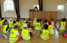 La ludothèque et la médiathèque se rendent cette semaine dans les villages de la CASC