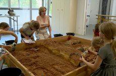 les petits archéologues de Bliesbruck