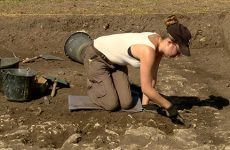 Un chantier de fouilles archéologiques se déroule actuellement à Bliesbruck