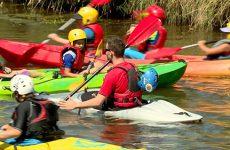 Le club de canoë-kayak de Grosbliederstroff a recruté un volontaire en service civique pour promouvoir le sport et l'environnement