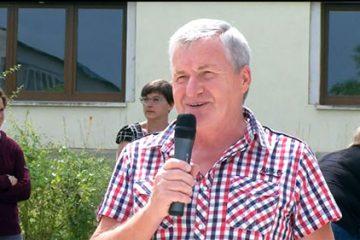 Schoendorf Sylvain, Président club 3ème age