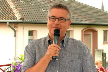 Plateau invité; Bernard Bordé, adjoint au maire