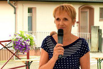 Plateau invité; Cécile Douvinet, Présidente du club de théâtre