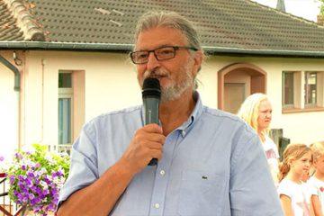 Jacques Sendras, maire