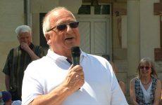 Roland Fossé, président du club du 3ème Âge de Rémelfing