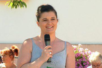 Aurore Guilbaud, adjointe au Maire de Lixing
