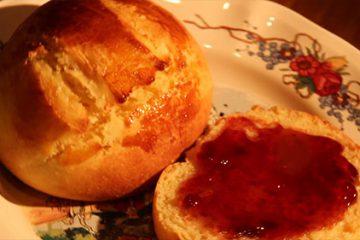 Petits pain au lait à la farine T55 du moulin ARNET