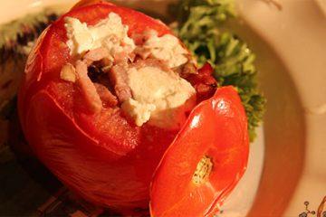 Chèvre, tomates, Chèvrerie de l'Est