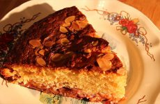 Gâteau aux quetsches des vergers des frères Frumholtz à Ormersviller