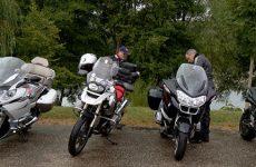 Rallye moto sécurité routière