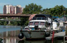 fréquentation, port de plaisance, plaisanciers, bateaux