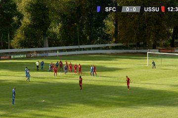 Le derby tant attendu du SFC contre Sarre-Union c'était ce week-end au stade de la Blies