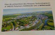 Le public va être consulté dans le cadre du plan de prévention des risques technologiques (PPRT) d'INEOS