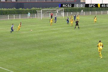 Premier match et première victoire du SFC pour cette nouvelle saison en CFA2.