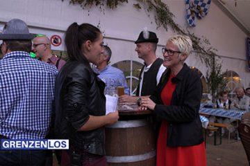 Béatrice Berthon, présidente du Rotary Club Transfrontalier, est l'invitée de Grenzenlos, un magazine tourné ce mois-ci à Merzig, au cœur de l'Oktoberfest.