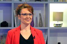 Céline Oliger, chargée de communication de la villa de Dehlingen