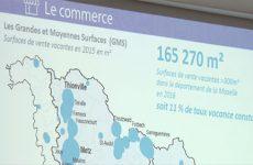Commerce, comment enrayer le déclin des centres-villes? Quelques éléments de réponses ont été apportés lors d'un colloque à Metz.