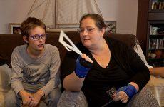 Françoise Chée veut créer une malle pédagogique pour les enfants dys