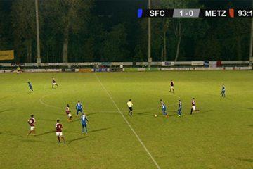 Le Sarreguemines Football Club recevait l'équipe réserve du FC Metz en championnat de CFA2