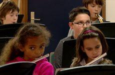 L'harmonie junior répète pour le concert événement du 10 novembre à Sarreguemines