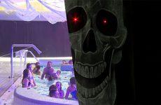 Halloween, c'est le 31 octobre, mais certains n'ont pas attendu cette date pour organiser des animations, notamment au centre nautique de Sarreguemines